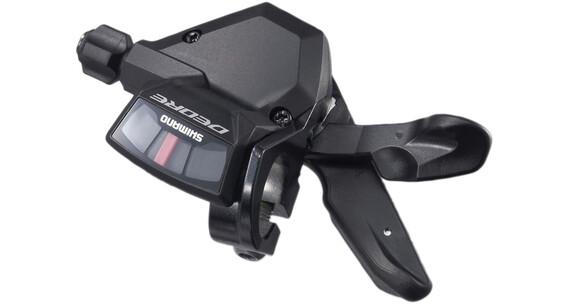 Shimano Deore SL-M590 Schakelhendel 9-speed zwart